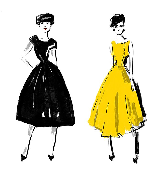 A Beginner S Guide To Fashion Illustration Adobe