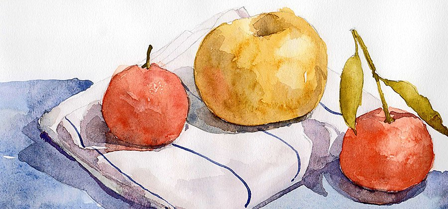 Easy Watercolour Ideas To Paint For Beginners Adobe