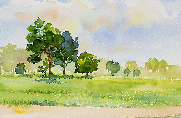 Easy Watercolor Ideas To Paint For Beginners Adobe