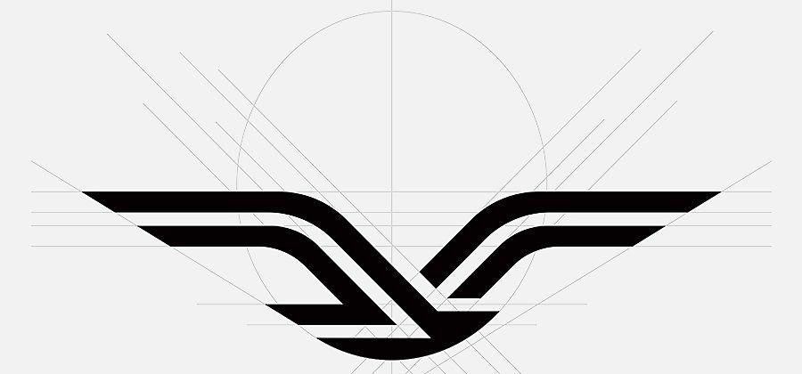 Sketch of a logo design